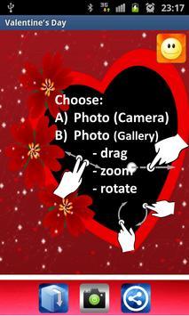 Romantic & Love Photomontages screenshot 8