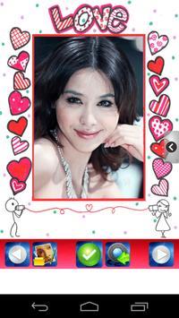 Romantic & Love Photomontages screenshot 9