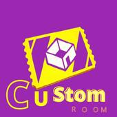 Custom room आइकन