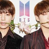 BTS KPOP Photo Puzzle 圖標