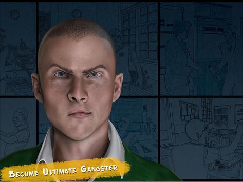 Real High School Fighting - Gangster Crime Sim 3D screenshot 11