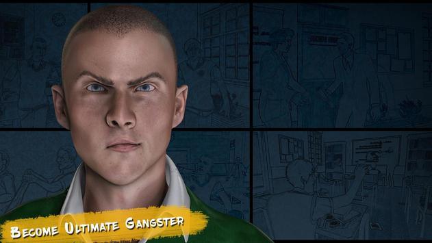 Real High School Fighting - Gangster Crime Sim 3D screenshot 4