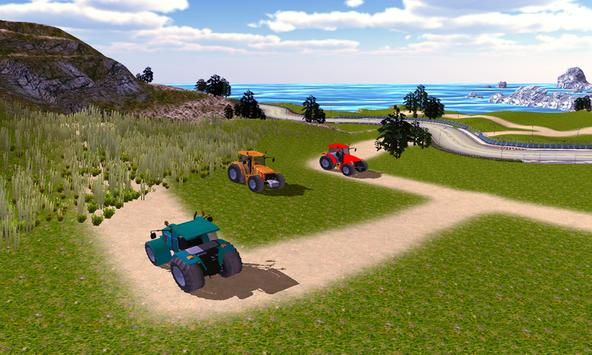 USA Tractor Farm Simulator #1 screenshot 6