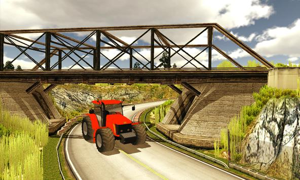 USA Tractor Farm Simulator #1 screenshot 2