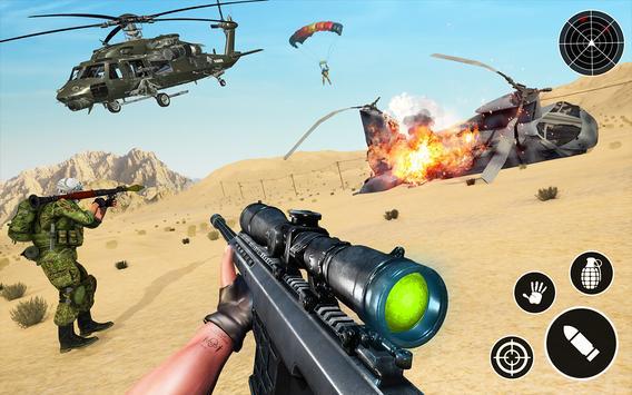 Counter Terrorist Gun Strike: Free Shooting Games screenshot 14
