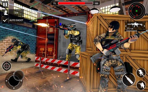 Counter Terrorist Gun Strike: Free Shooting Games screenshot 19