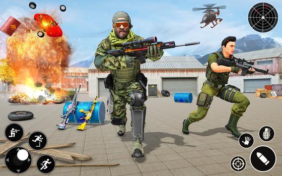 Counter Terrorist Gun Strike: Free Shooting Games screenshot 20