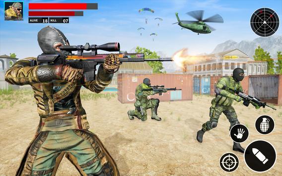 Counter Terrorist Gun Strike: Free Shooting Games screenshot 21