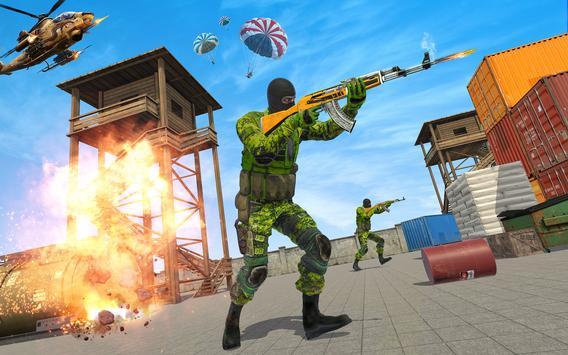 Counter Terrorist Gun Strike: Free Shooting Games screenshot 23