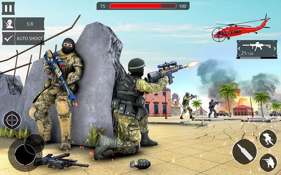 Counter Terrorist Gun Strike: Free Shooting Games screenshot 2