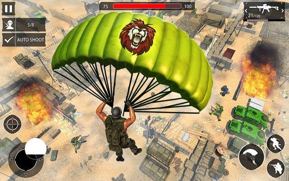 Counter Terrorist Gun Strike: Free Shooting Games screenshot 8