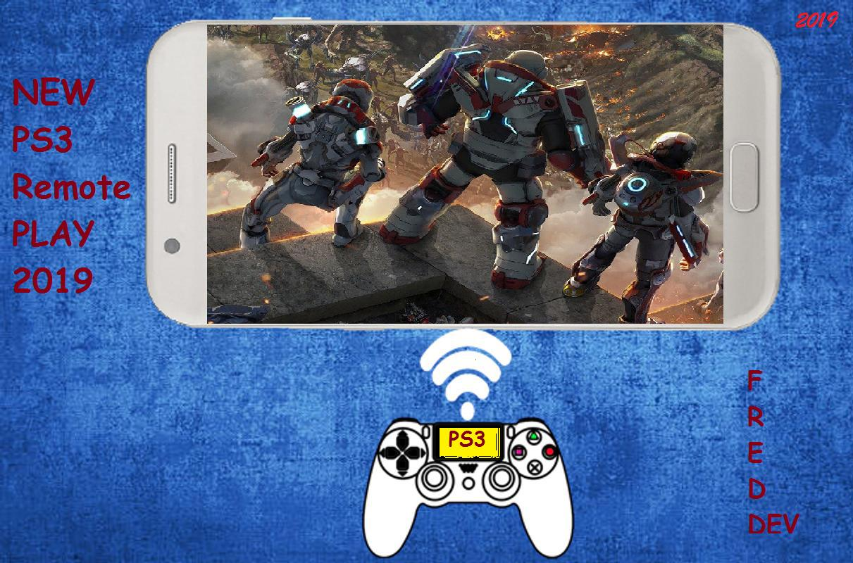 Ps3 Remote Play Android Apk