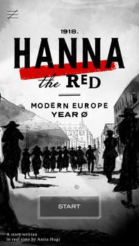 Hanna the Red poster