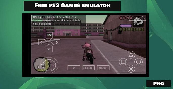 New PS2 Games Emulator - PRO 2019 screenshot 2