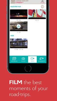 ConnectedCAM Citroën screenshot 2