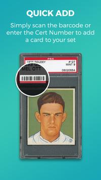 PSA Set Registry - Card Collection Screenshot 4