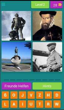 4 Pics 1 Wort Quiz screenshot 2