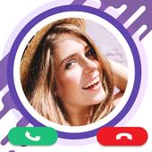 Fake Video Call Girlfriend icon