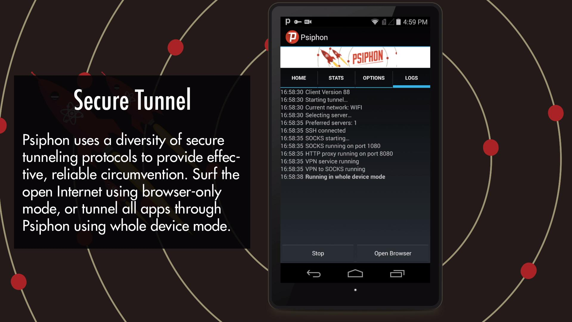 Psiphon for Android - APK Download