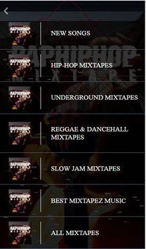 Free Mixtapes & Mixtapez Music Radio poster