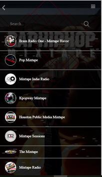 Free Mixtapes & Mixtapez Music Radio screenshot 1