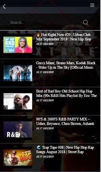 Free Mixtapes & Mixtapez Music Radio screenshot 4