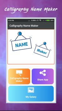 Calligraphy Name Maker - My Name for Android - APK Download