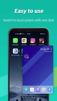 Virtual Android скриншот 6