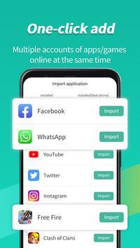 Virtual Android скриншот 5