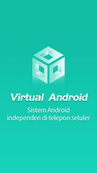 Virtual Android poster