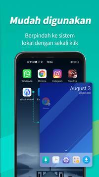 Virtual Android screenshot 1