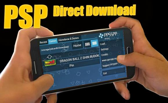 PSP Download Game P4 2019 for Android - APK Download