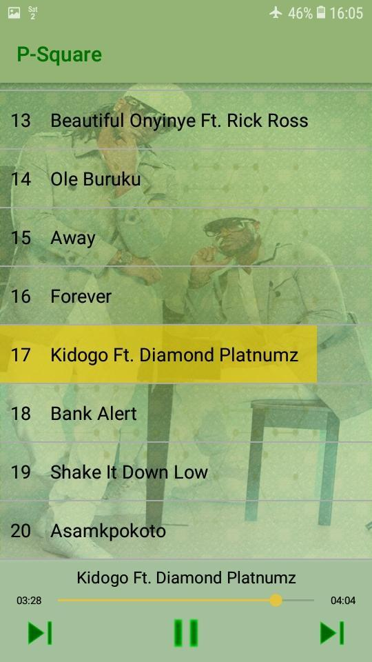 P-Square - Top 20 songs - Best Nigerian music 2019 for