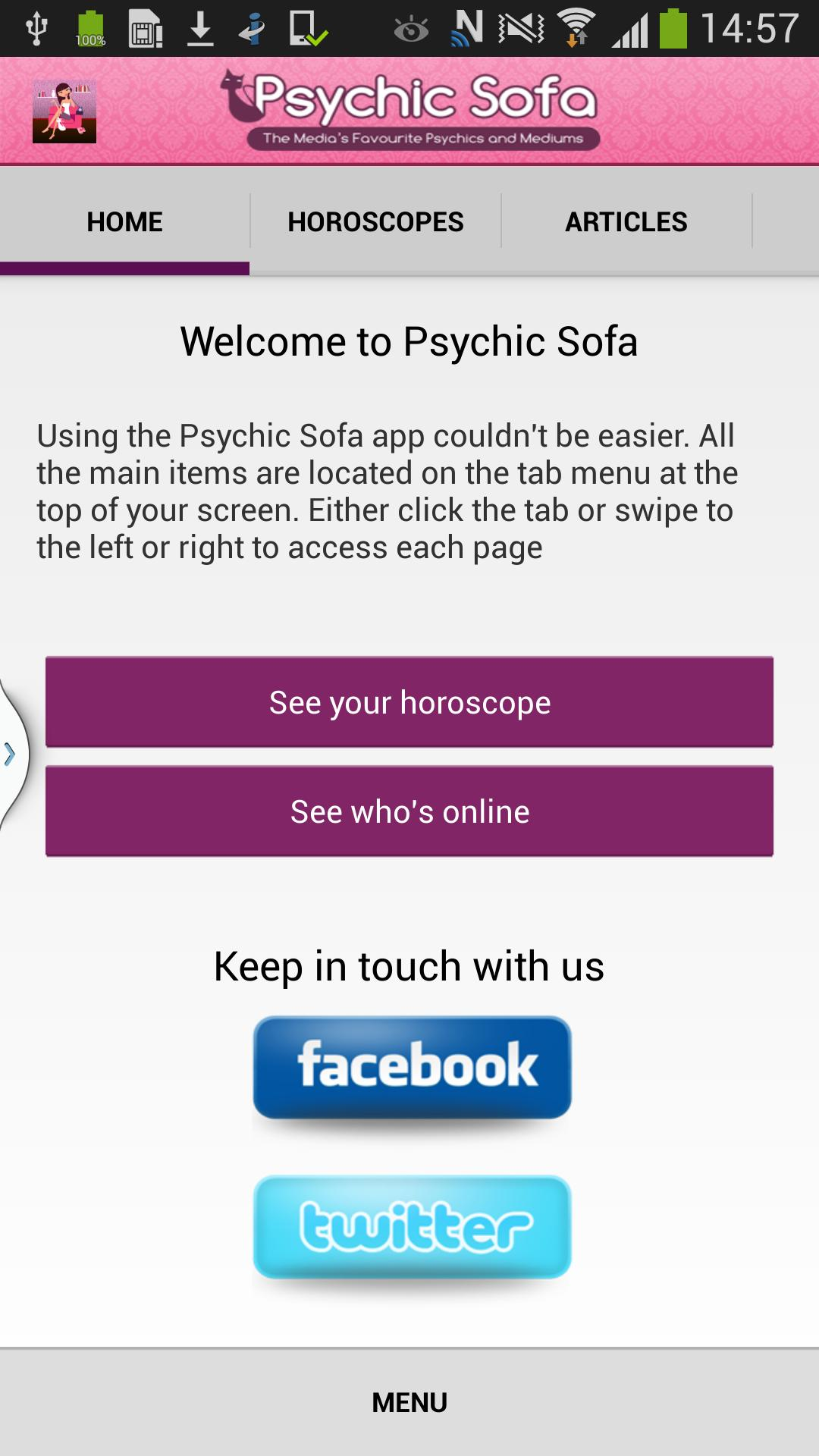 Psychic Sofa For Android Apk