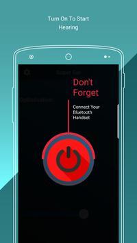 Hearing Aid App: Super Ear Tool screenshot 2