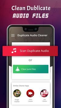 Duplicate Audio & Junk Cleaner poster