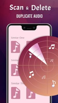 Duplicate Audio & Junk Cleaner screenshot 2