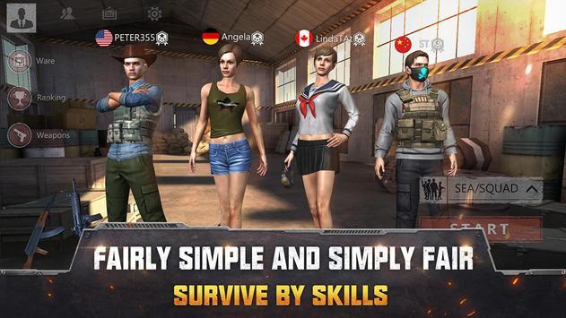 Survival Squad تصوير الشاشة 1