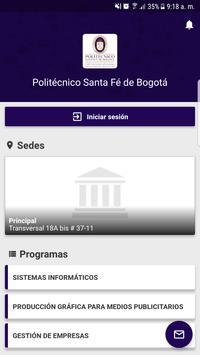 Politécnico Santa Fé de Bogotá poster