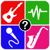 Music trivia quiz - Guess the songs icon
