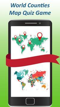 World map quiz & Geography trivia game screenshot 16