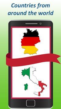 World map quiz & Geography trivia game screenshot 22