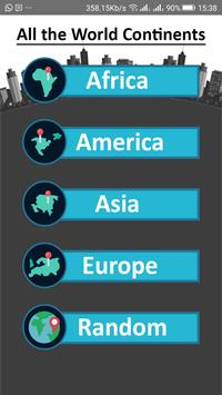 Capital cities quiz: World geography quiz screenshot 13
