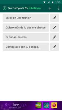 Templates for WhatsApp screenshot 2