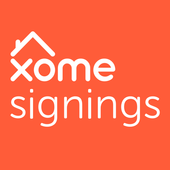 Xome Signings ícone