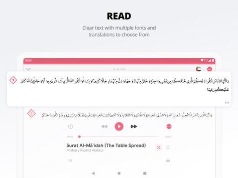 Quran Pro screenshot 16