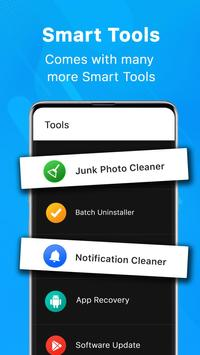 Cleaner App  - Junk Photo - Junk Notification.. syot layar 2