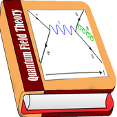 Quantum field theory icon