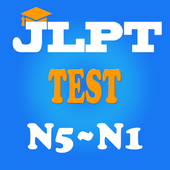 JLPT Test icon
