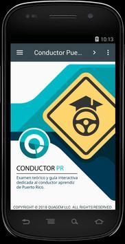 Conductor Puerto Rico постер